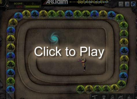 Zuma Deluxe Checks Your Skills Now Play Zuma Deluxe Online