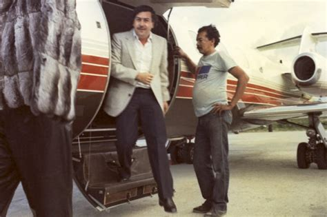 Pictures of Pablo Escobar and his life   The Gentleman's