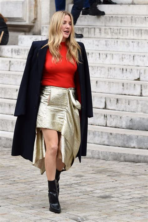 ellie-goulding-braless-in-see-thru-top-at-a-fashion-show
