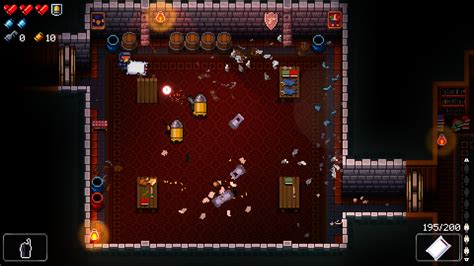 'Enter The Gungeon' Tips: How To Find Secret Rooms