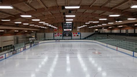 The Adventures of Blogger Mike: New Hope Ice Arena