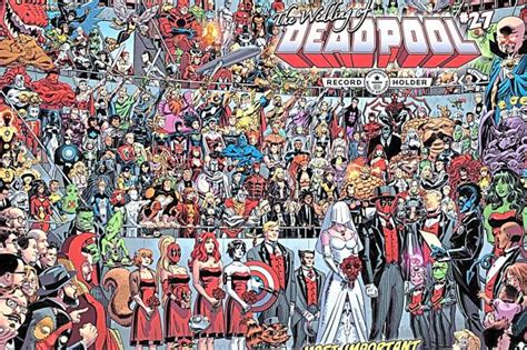 Get a Load of These 35 Facts about Deadpool - Page 3 of 6