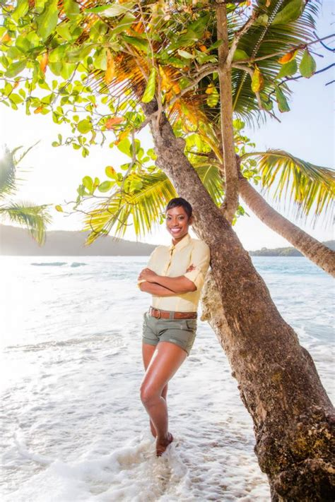 Get to Know Mysterious Islands' Kellee Edwards