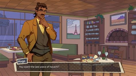 Dream Daddy: A Dad Dating Simulator PC Screens and Art