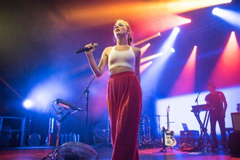 Maggie Rogers Performs Live at Electric Brixton, London