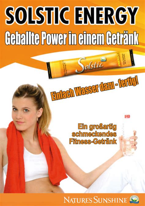 Produkte - NSP-Natures Sunshine Products