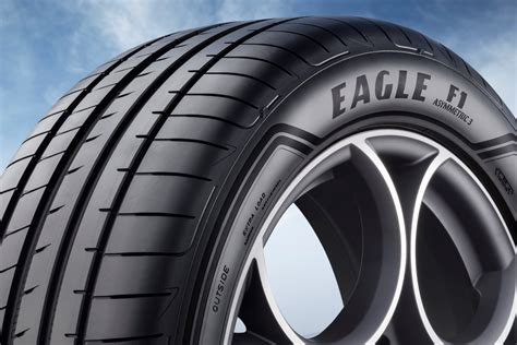 Getting to grips with Goodyear's new SUV tyre – Automotive