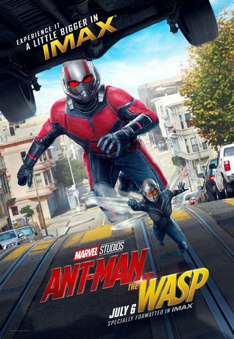Ant-Man and the Wasp DVD Release Date | Redbox, Netflix