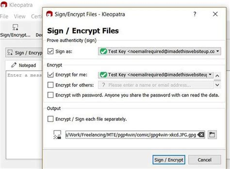 Encryption Made Easy: Stuff You Can Do with Gpg4win - Make