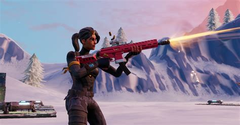 Fortnite's latest patch nerfs the Drum Gun and Ballers