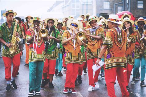 The colours of Notting Hill Carnival   Diabolical