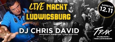 Party - LIVE NACHT Ludwigsburg - Trax - The Club in