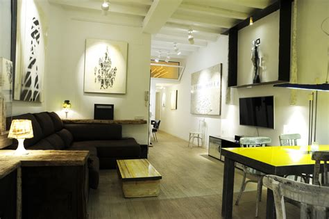 Furnished house for rent in Gracia