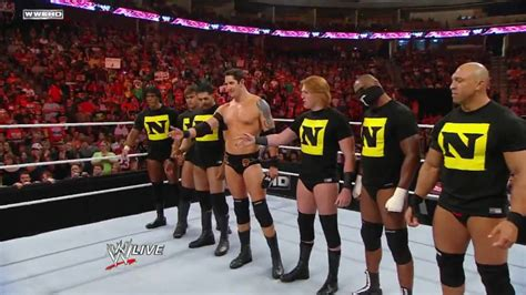 Ryback Talks About His Time in The Nexus, Wade Barrett as