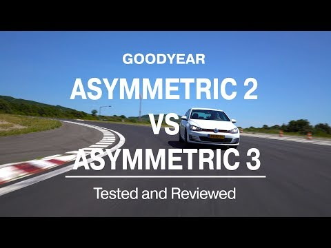 Launched : Goodyear Eagle F1 Asymmetric 3 - Autoworld