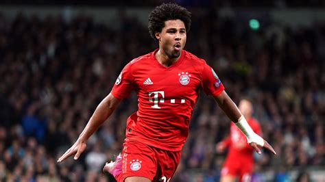 Gnabry named Champions League Player of the Week - FC