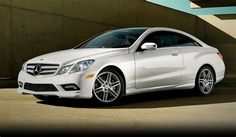 Best Family Luxury Coupes: 2011 Mercedes-Benz E-Class (Page 2)