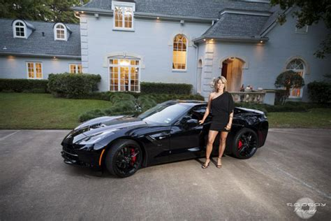 """Where Are they Now? """"Ungrateful Girlfriend"""" with her C7"""