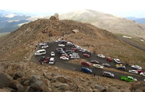 Mount Evans Scenic Byway - My Photos of Mt
