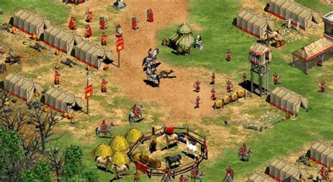 Screenshot image - Rome at War mod for Age of Empires II