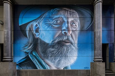 Australian artists unite to create Melbourne's first