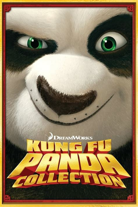 Kung Fu Panda Collection - Posters — The Movie Database (TMDb)