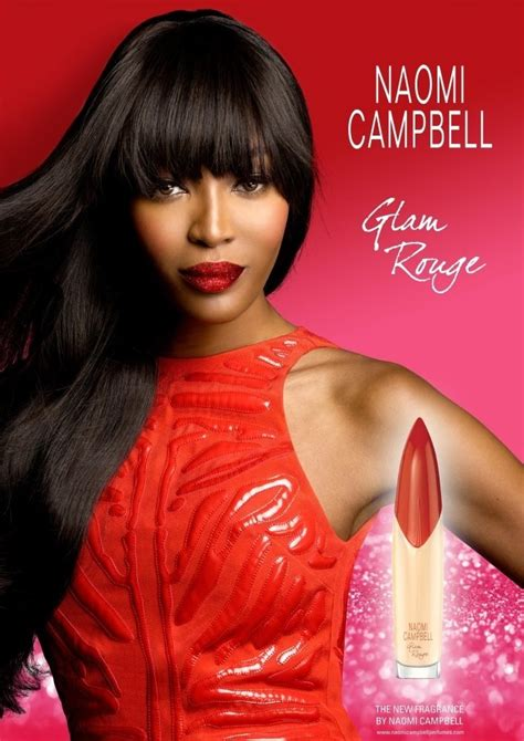 Naomi Campbell Glam Rouge Review, Price, Coupon - PerfumeDiary