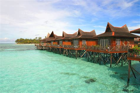 Mabul Water Bungalows | Borneo Packages