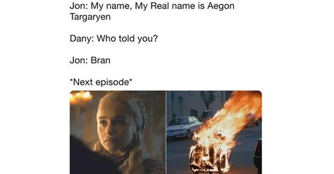 Here Are All The Funniest 'Game Of Thrones' Tweets, Memes