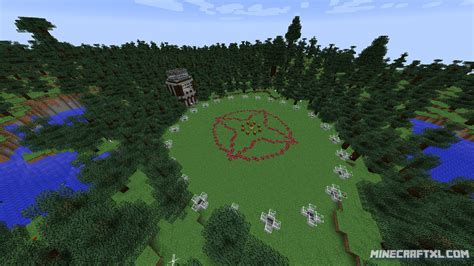 The Survival Games Map Download for Minecraft 1
