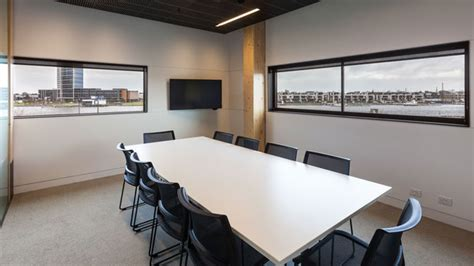 Meeting room 1 at Library at The Dock - City of Melbourne
