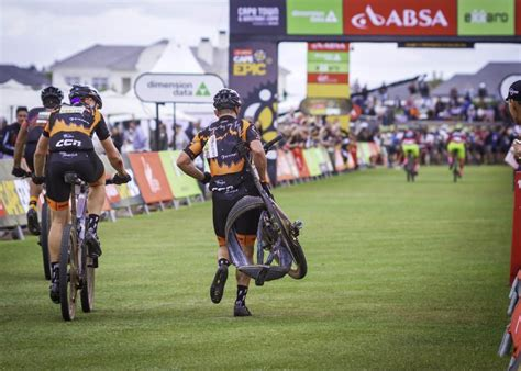 Cape Epic mtb route grows in length for 2020 event