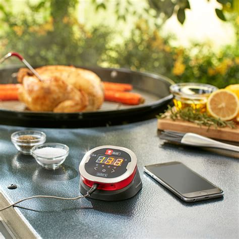 Weber Weber iGrill 2 Bluetooth Thermometer - 116,99 EUR