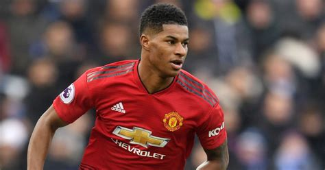 Marcus Rashford Set for New 6-Year Man Utd Contract After