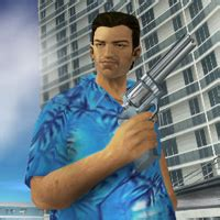 Rumble 14348 Claude and Tommy Vercetti and Carl 'CJ