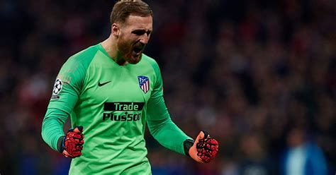 Atletico Madrid 'Agree Deal' With Goalkeeper Jan Oblak
