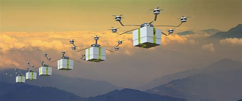 Delivery drones closer to reality with self monitoring