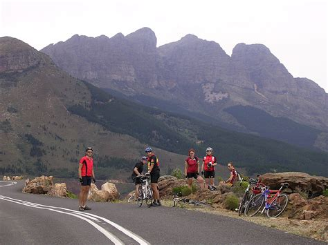 South Africa: Racing bike tour along the Garden Route to