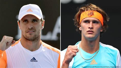 Mischa and Alexander against the world | Sports| German