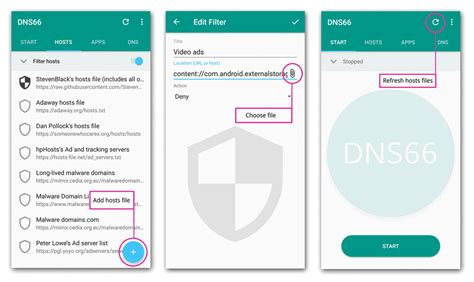 Download DNS66 0