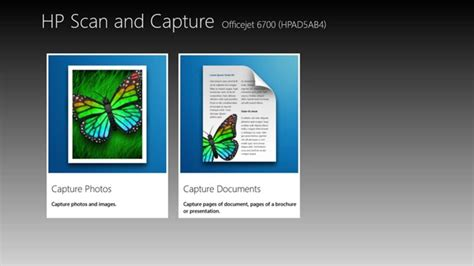 HP Scan and Capture per Windows 10 (Windows) - Download