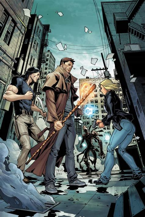 Dynamite® Jim Butcher's The Dresden Files: Wild Card #1 (Of 6)
