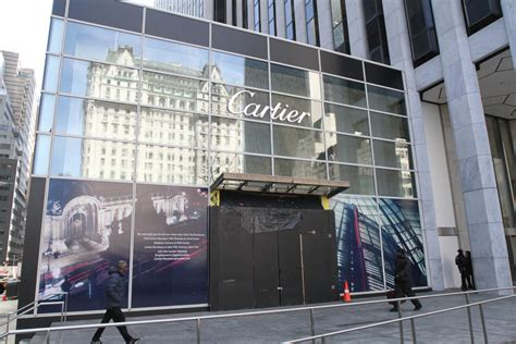 Cartier Moves North From Perch on Fifth Avenue - The New