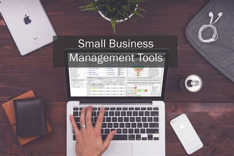 Small Business Tools For Better Management | 1CRM