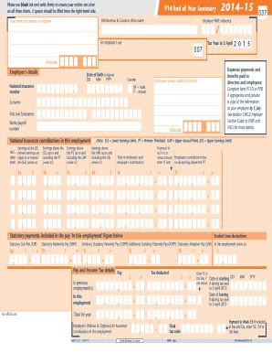 20 Printable p60 form Templates - Fillable Samples in PDF