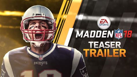 First Madden 18 Trailer Released - Sports Gamers Online