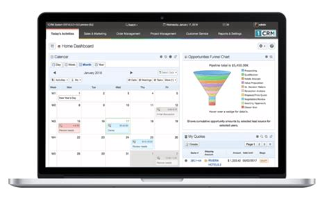 Free Trial Success - 1CRM: All-in-One CRM Software