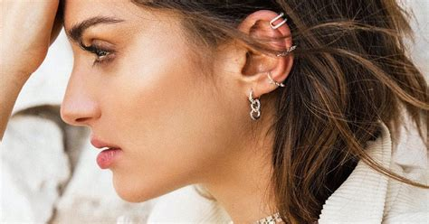 The New Earring Trend Every Fashion Girl Will Be Wearing