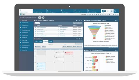 Free CRM Software for Startups - 1CRM Startup Edition