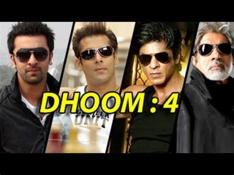 Actors Who Can To Play Villains In Dhoom's Next